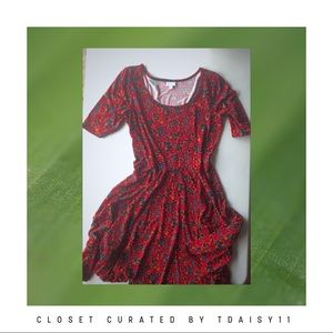 LuLaRoe XL Nicole Dress